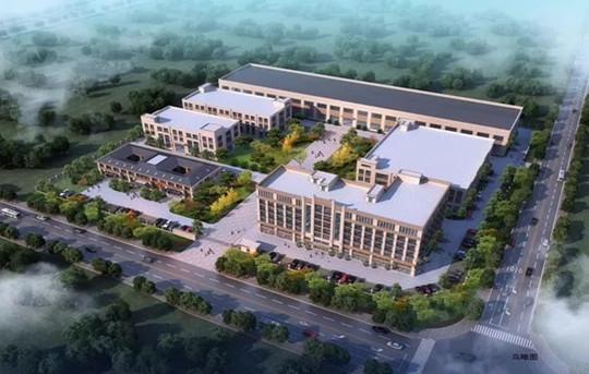 丽水开发区党工委丁书记带队调研汉的科技产业园项目