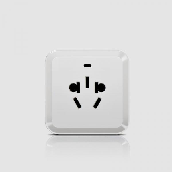 智能转换插座(双USB)