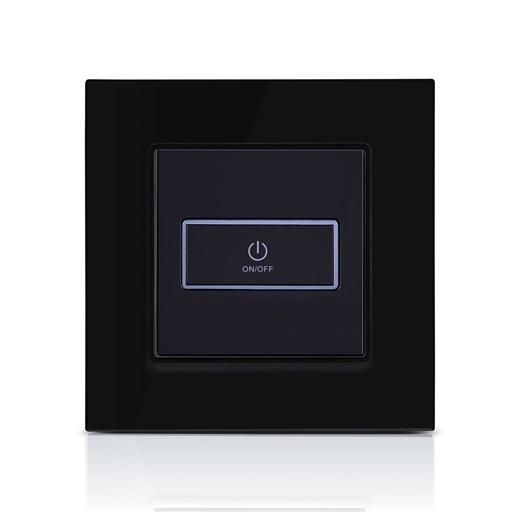 智能开关 S3轻奢系列(微晶)微晶黑